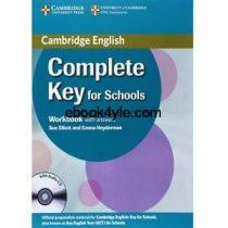 Cambridge English Complete Key for Schools Workbook with Answers