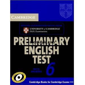 cambridge preliminary english test 6 download