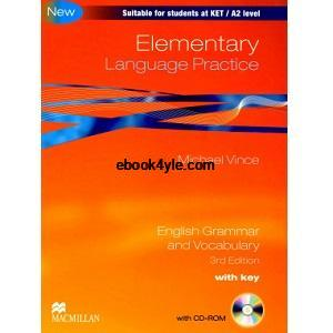 English Grammar and Vocabulary 3rd Elementary Language Practice - Macmillan