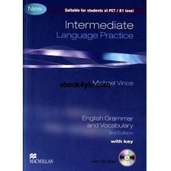 English Grammar and Vocabulary 3rd Intermediate Language Practice