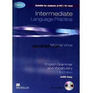English Grammar and Vocabulary 3rd Intermediate Language Practice - Macmillan