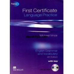 English Grammar and Vocabulary 4th First Certificate Language Practice