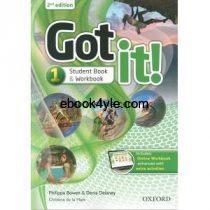 Got It! 2nd Edition 1 Student Book - Workbook