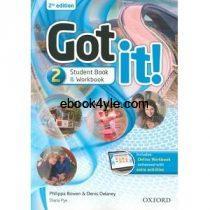 Got It! 2nd Edition 2 Student Book - Workbook