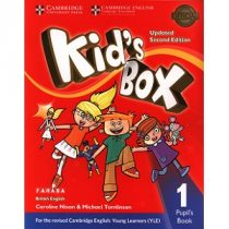 Kids Box 2nd Edition 1 Pupil's Book