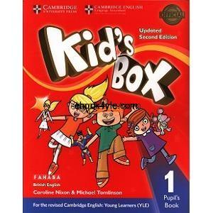 Kids Box 2nd Edition 1 Pupil's Book Kid's Box 2nd Edition