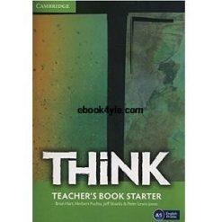 Think Starter A1 Teacher's Book
