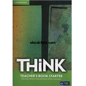Think Starter A1 Teacher's Book pdf ebook