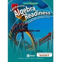 California Algebra Readiness Concepts, Skills, and Problem Solving – Middle School