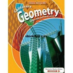 California Geometry Concepts, Skills, and Problem Solving – Middle School