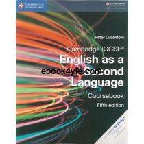 Cambridge IGCSE English as a Second Language Coursebook 5th Part 1