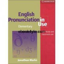 Cambridge English Pronunciation In Use – Elementary