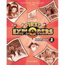 First Explorers 2 Activity Book