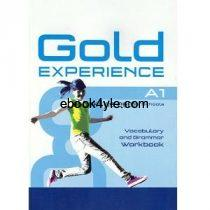 Gold Experience A1 Vocabulary & Grammar Workbook