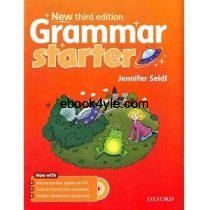 Grammar Starters Student Book New third edition
