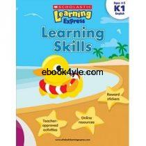 Math Learning Skills K1 Ages 4-5 Scholastic