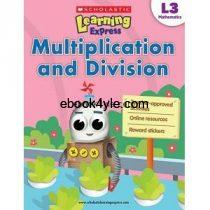 Math Multiplication and Division L3 Scholastic