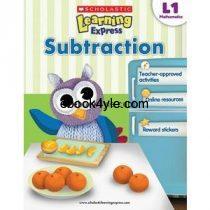 Math Subtraction L1 Scholastic