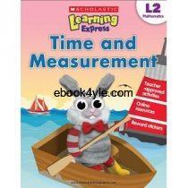 Math Time and Measurement L2 Scholastic