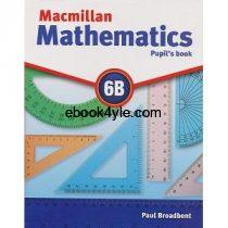 Mathematics Pupil's Book 6B – Macmilan