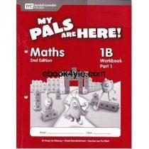 My Pals are Here! Maths 2nd 1B Workbook Part 1