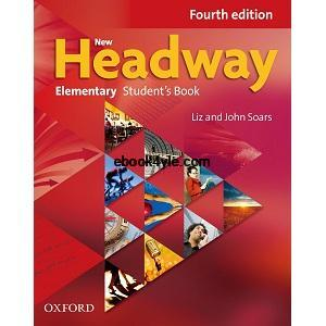 elementary students book new headway