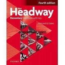 New Headway 4th Edition Elementary Workbook