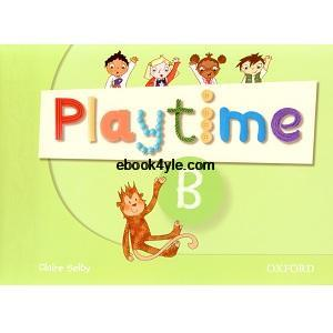 Playtime B Student Book