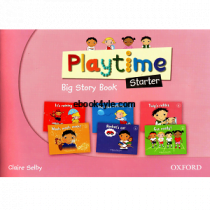 Playtime Starter Big Story Book