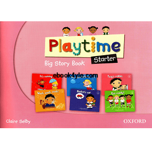 Playtime Starter Big Story Book