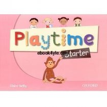 Playtime Starter Student Book