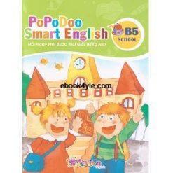 Popodoo Smart English B5 School
