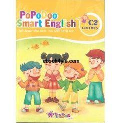 Popodoo Smart English C2 Clothes
