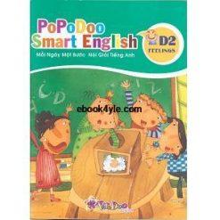 Popodoo Smart English D2 Feelings