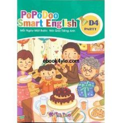 Popodoo Smart English D4 Party