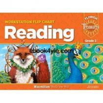 Treasures Grade 3 Reading Workstation Flip Chart