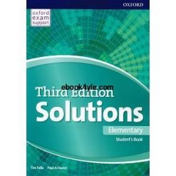 Solutions 3rd Edition Elementary Student's Book