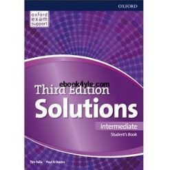Solutions 3rd Edition Intermediate Student's Book