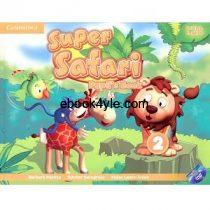 Super Safari British 2 Pupil's Book