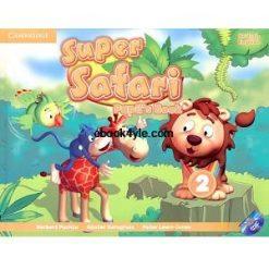 Super Safari British 2 Pupil's Book