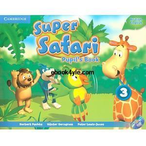 Super Safari British 3 Pupil's Book