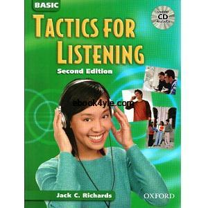 Tactics for Listening 2nd Edition Basic