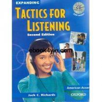 Tactics for Listening 2nd Edition Expanding