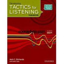 Tactics for Listening 3rd Edition Developing