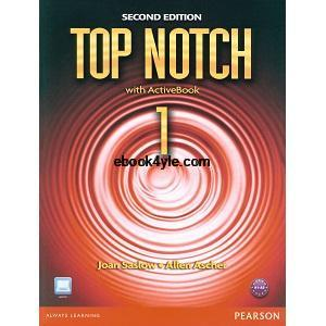 Top Notch 2nd Edition 1 Student Book
