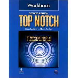 Top Notch 2nd Edition Fundametals Workbook