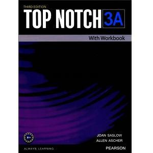 Top Notch 3rd Edition 3A With Workbook