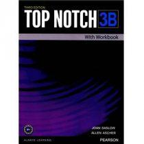 Top Notch 3rd Edition 3B With Workbook