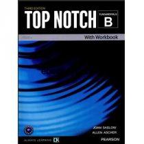 Top Notch 3rd Edition Fundamentals B With Workbook