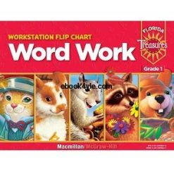 Treasures Grade 1 Word Work Workstation Flip Chart